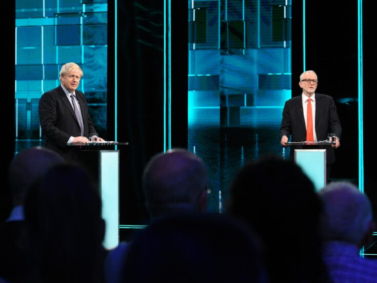What we want: A hung parliament