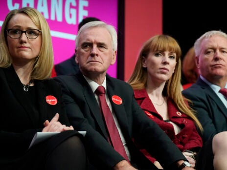 Labour leadership: CWU backs Rebecca Long-Bailey and Angela Rayner