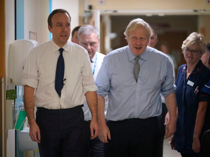 Boris Johnson's refusal to sack Matt Hancock showed his contempt for accountability