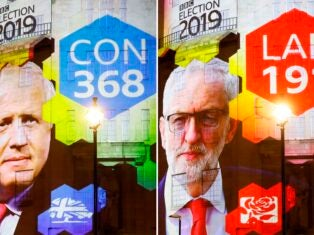 The 2019 general election - as it happened!