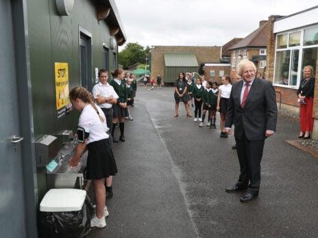 Bubble trouble: pupil Covid-19 school absences quadrupled in June