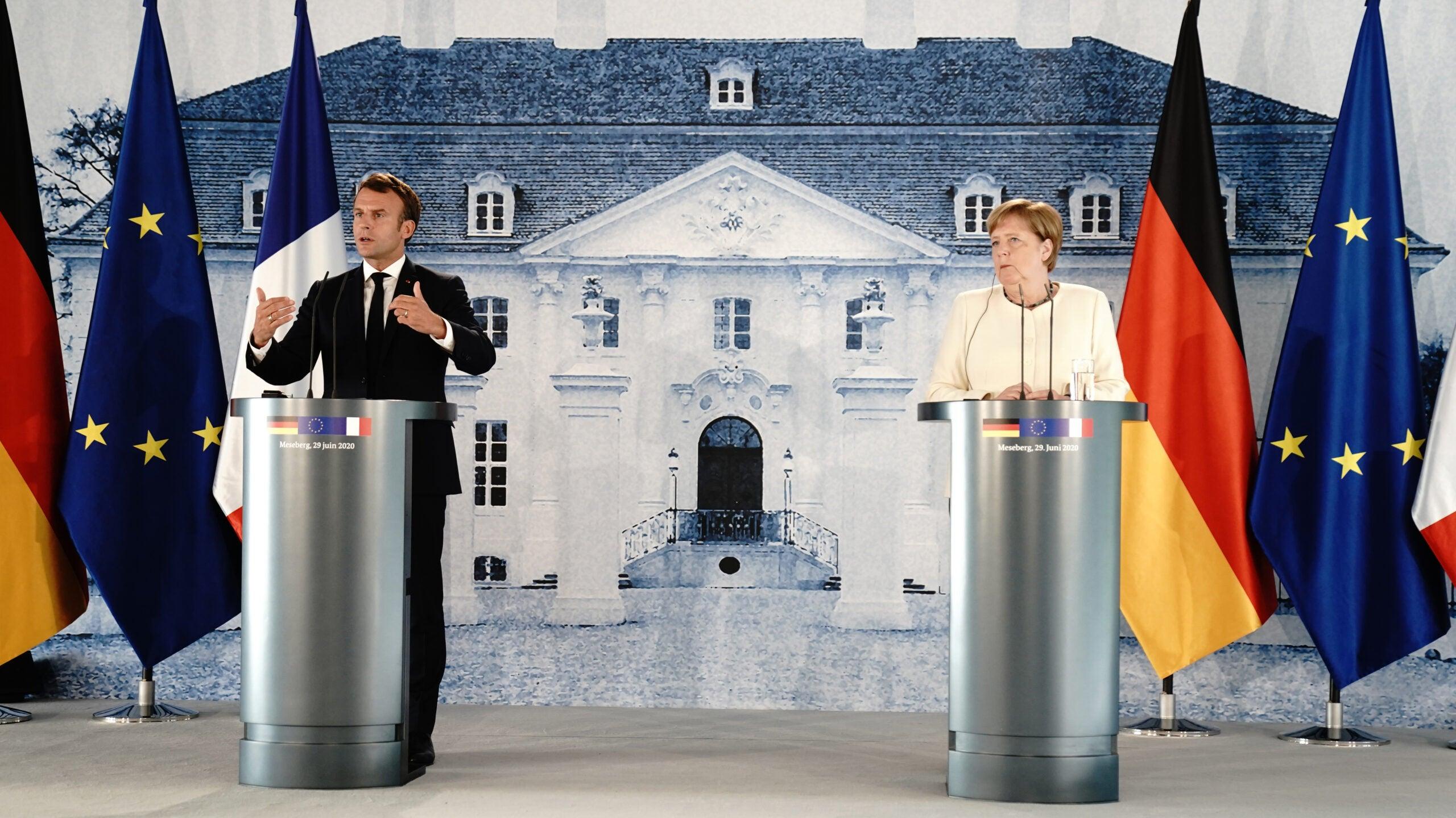 Podcast: Macron's Balancing Act