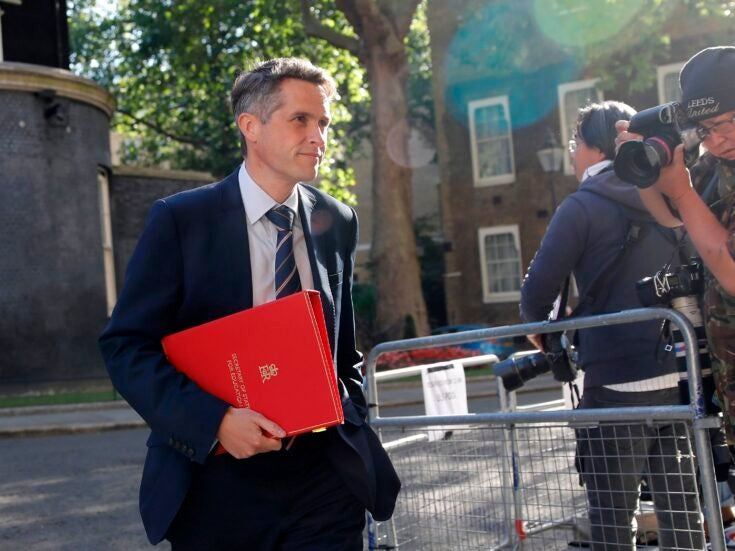 Why sacking incompetent ministers like Gavin Williamson isn't always a good idea
