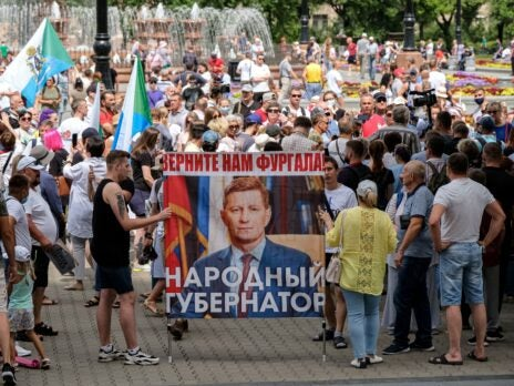 Why the anti-Putin protests in Russia's eastern city are something new