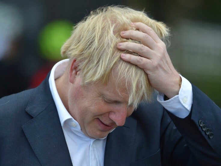 Boris Johnson's repellent style of government has angered even those close to him