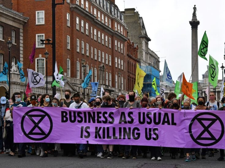 The two faces of Extinction Rebellion