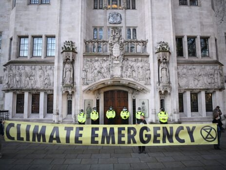 Watch: NS webinar on keeping climate change at the top of the UK's political agenda