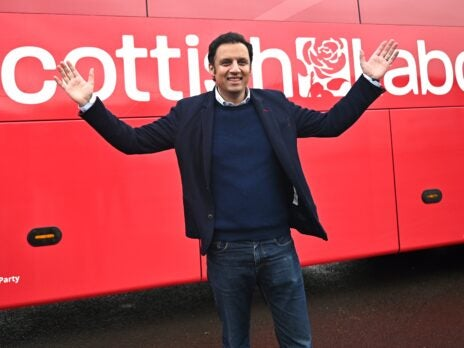 Can Anas Sarwar save Scottish Labour?