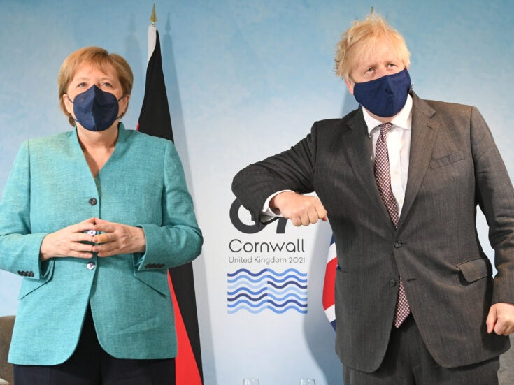The best way to reset UK-Germany relations would be a change of government in London