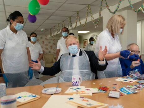 Boris Johnson's government lacks the necessary imagination to reform social care