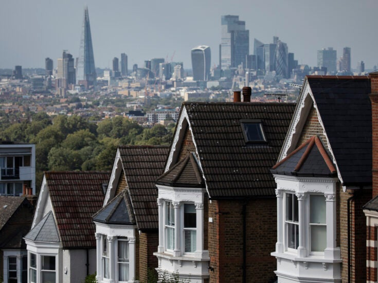 UK house prices grow at fastest rate in 16 years