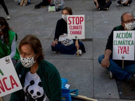 Moving to net zero ahead of COP 26