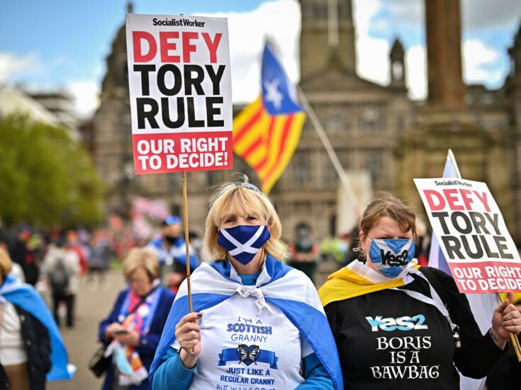 Why the battle over Scottish independence is heading for the courts