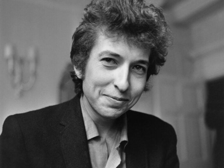 Bob Dylan at 80: There is dark, sly laughter behind his most puzzling lyrics