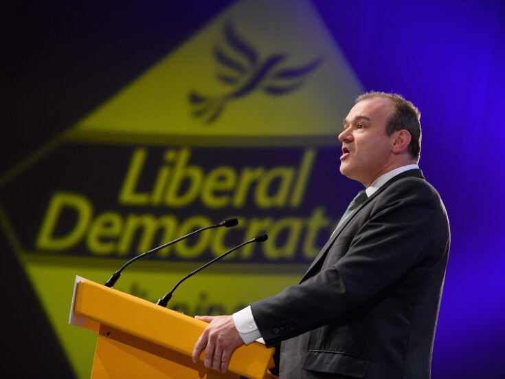 Ed Davey: The Lib Dems should be tough on Brexit, tough on the causes of Brexit