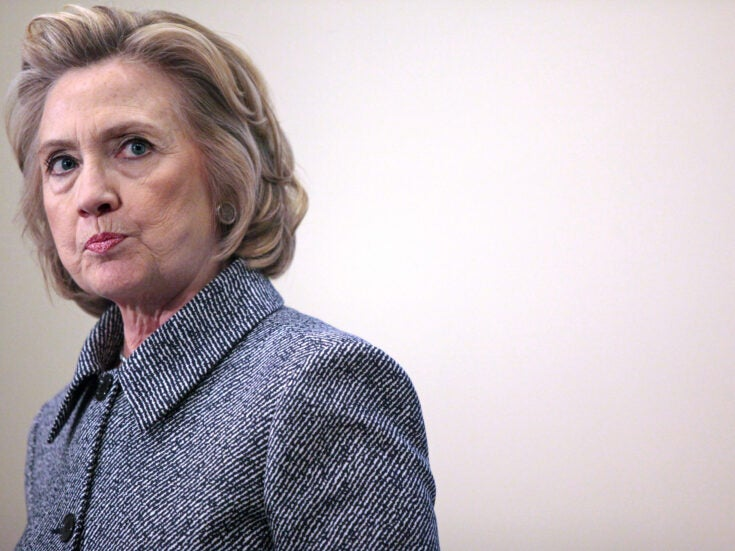 Women are allowed to support Hillary Clinton because she is a woman
