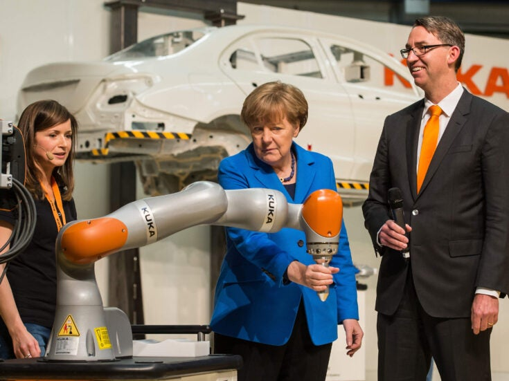Germany's political stability could be threatened by automation