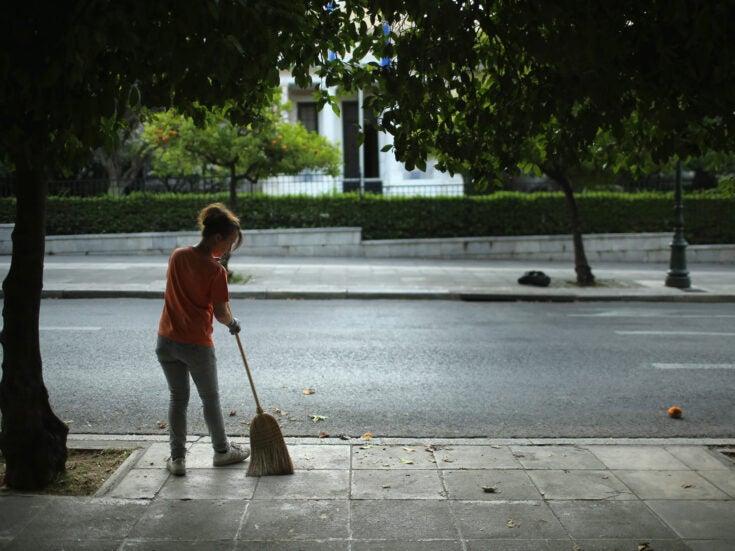 Slavoj Žižek on Greece: the courage of hopelessness