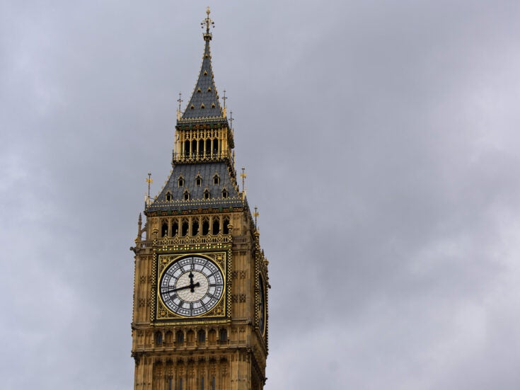Move Parliament? It should stay exactly where it is