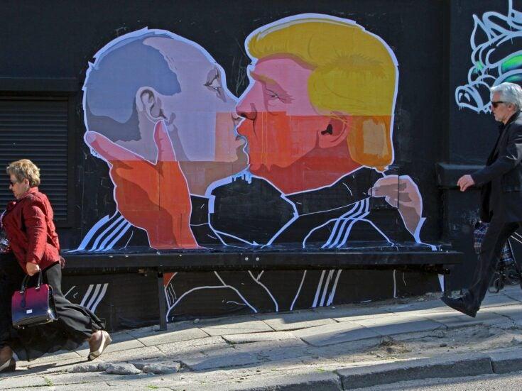 Vladimir Putin and Donald Trump: get ready for the big deal