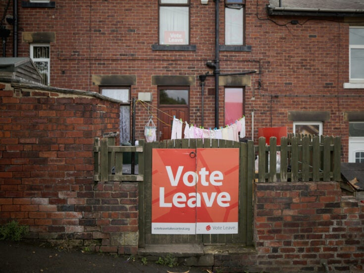 I talked to my Leave-voting constituents about Brexit. This is what I learnt