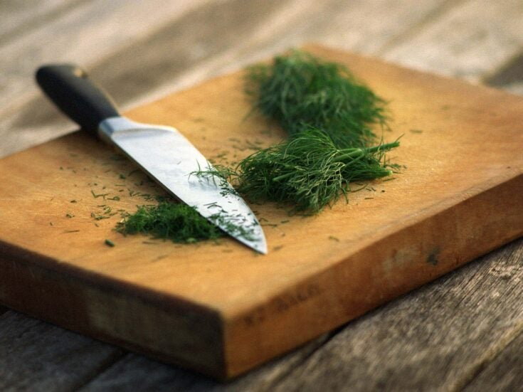 The politics of the spice rack: Russia's love of dill