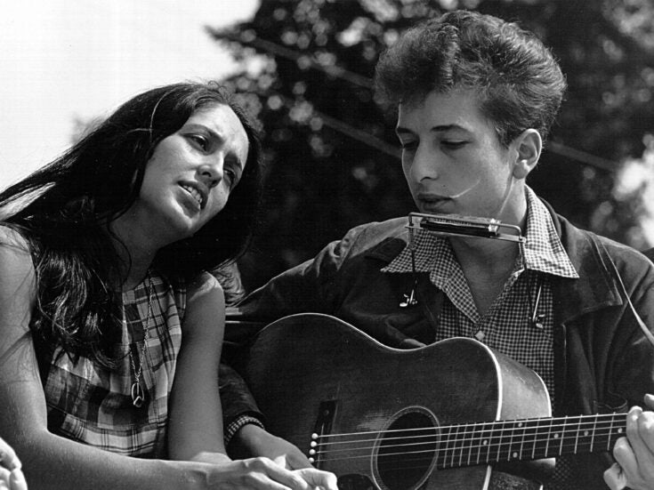 Bob Dylan at 80: Even in love songs, Dylan's polemical streak shines through