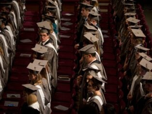 How the tax system squeezes graduates