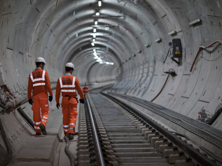Crossrail delayed until 2022 – and will cost an extra £450m to complete
