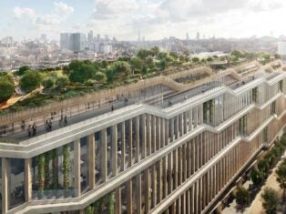 What Google's new London building says about Big Tech's plan for cities