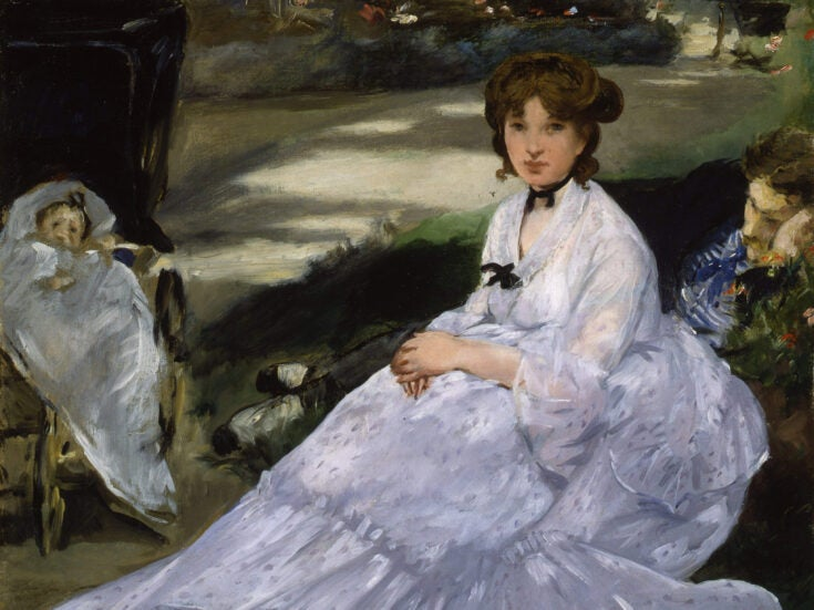 The subtle sexuality of Édouard Manet