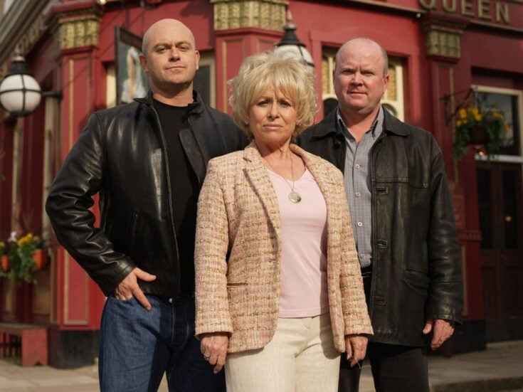 """Barbara Windsor created an icon in Peggy Mitchell, the definitive """"soap matriarch"""""""