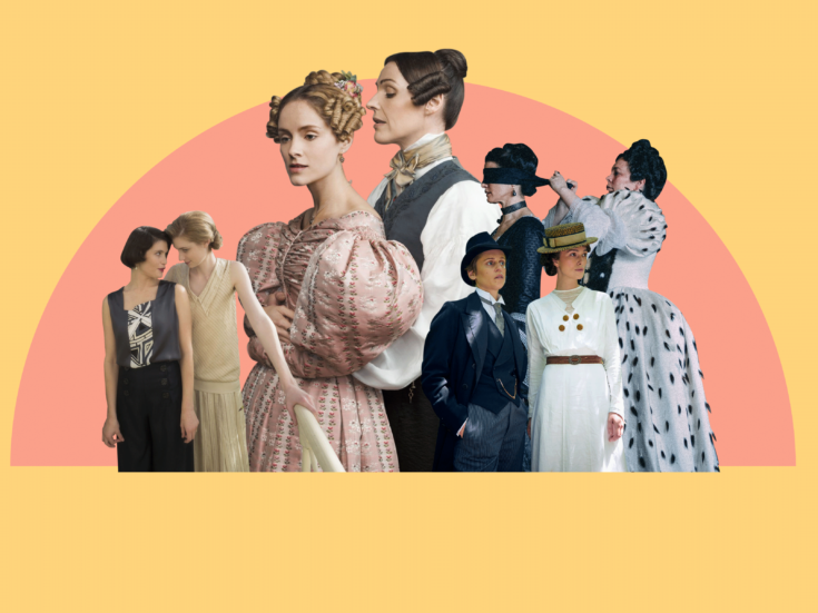 The rise of the lesbian period drama