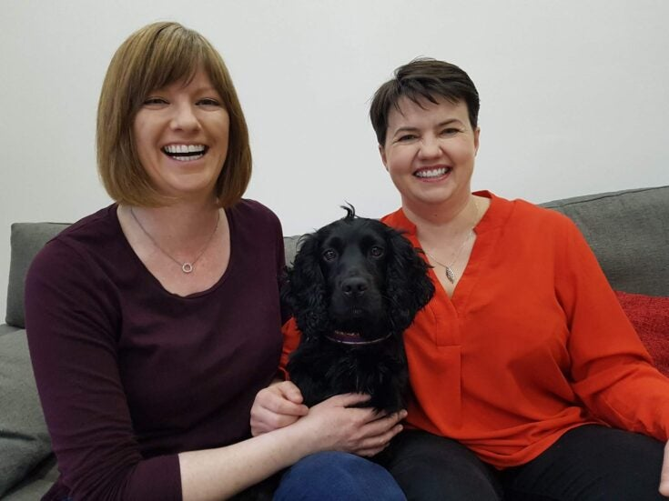 Ruth Davidson is having a baby – but MPs still can't take parental leave