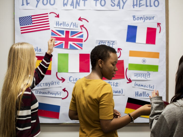 The cost of Britain's language problem
