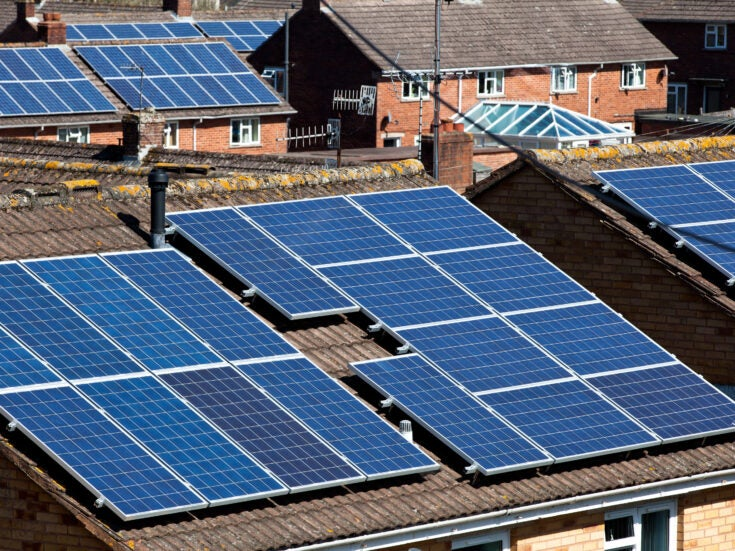 Government proposes to end payments for surplus solar energy