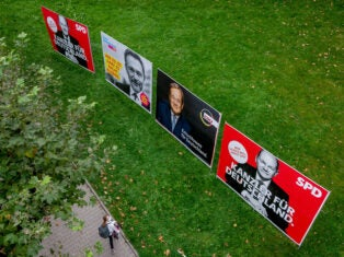 How Germany's Social Democrats are set for major election gains