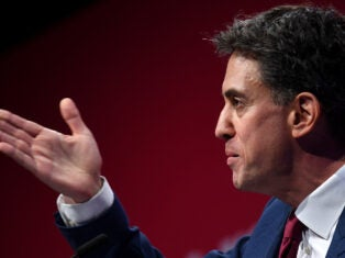 Everyone is falling out with Ed Miliband