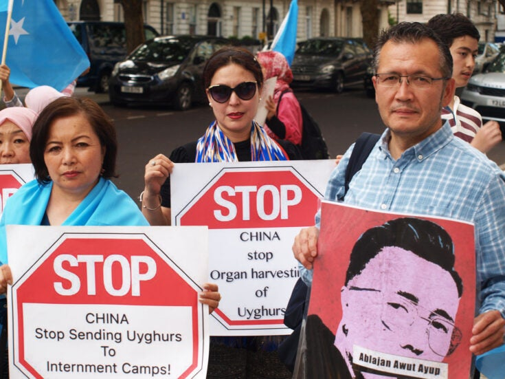 China's missing million: the search for disappeared Uyghurs