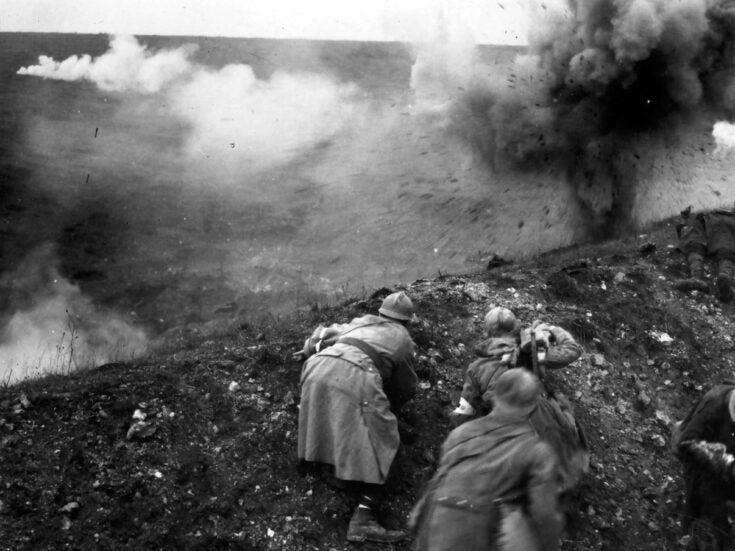 The legend of Verdun