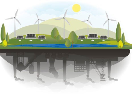 When it comes to energy, there is revolution in the air