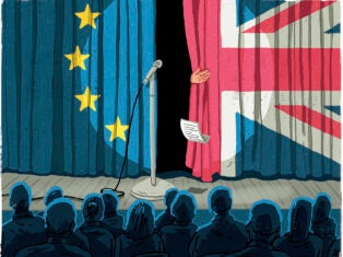 The UK-EU relationship is unravelling before Keir Starmer's eyes –  but still he ties himself in knots over Brexit