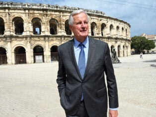 """""""We have to answer the questions Brexit raised"""": Michel Barnier on the EU and why he wants to lead France"""