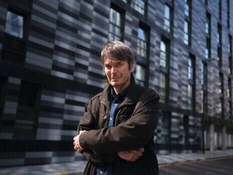 The double life of Ian Rankin