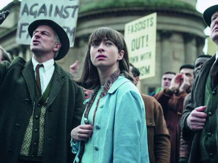 BBC One drama Ridley Road inadvertently glamourises neo-Nazis