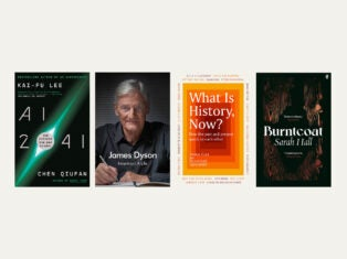 Reviewed in Short: New books by Helen Carr and Suzannah Lipscomb, Kai-Fu Lee and Chen Qiufan, James Dyson and Sarah Hall