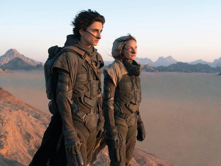 Denis Villeneuve's Dune is a coming-of-age space epic