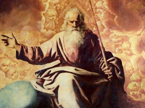 When God was an alpha male