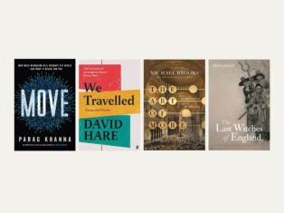 Reviewed in short: New books by Michael Brooks, Parag Khanna, John Callow and David Hare