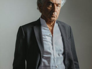 """Bernard-Henri Lévy: """"Defining oneself by an identity is an impoverishment of what you are"""""""